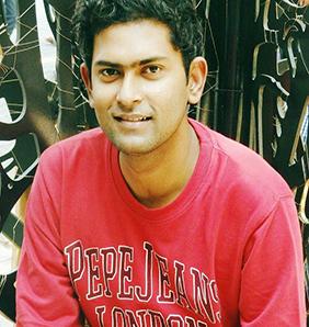 Preetam Choudhury-Digital Marketing Manager