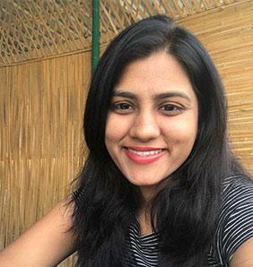 Priya Singh-Account Manager